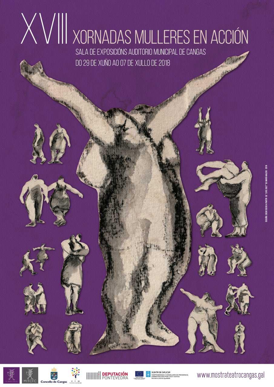 Mulleres nas artes vivas e visuais