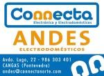 CONNECTA ANDES ELECTRODOMESTICOS