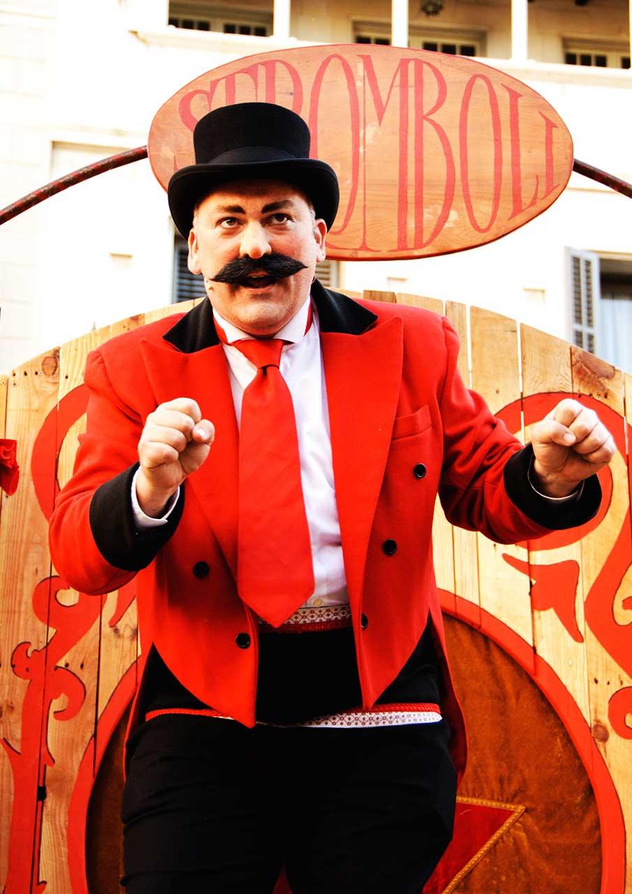 Los secretos de Mr. Stromboli