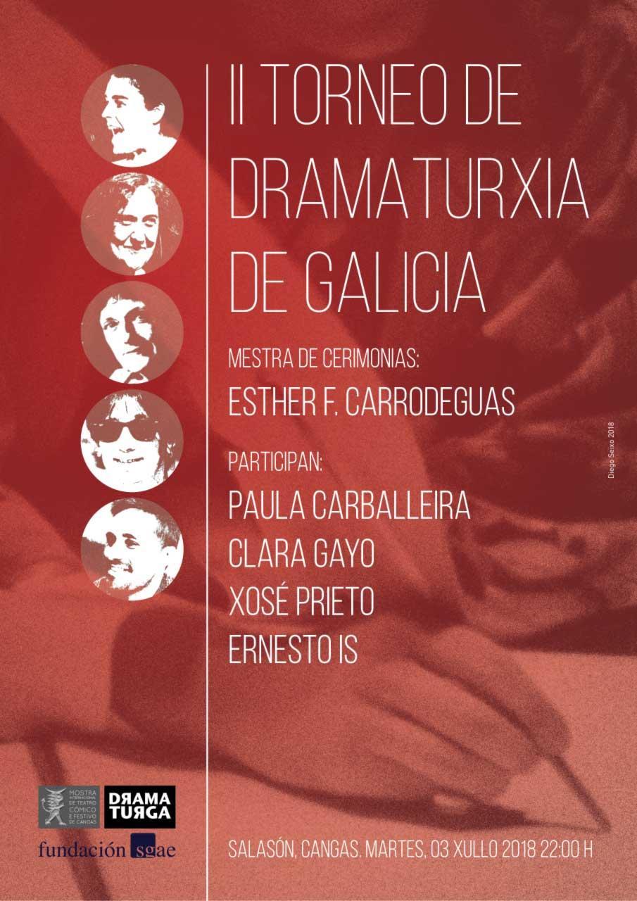 II Torneo de Dramaturxia de Galicia