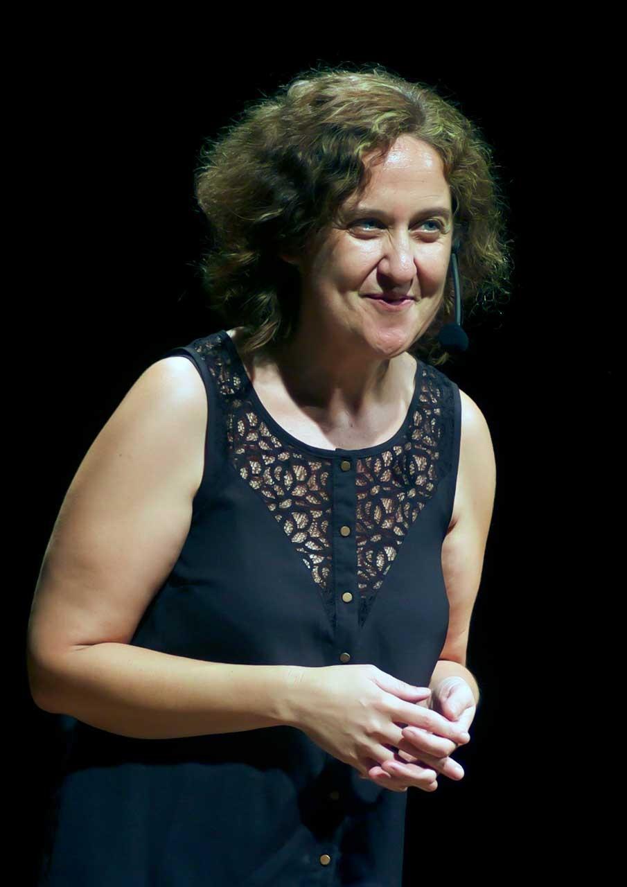 Pregón inaugural por Paula Carballeira
