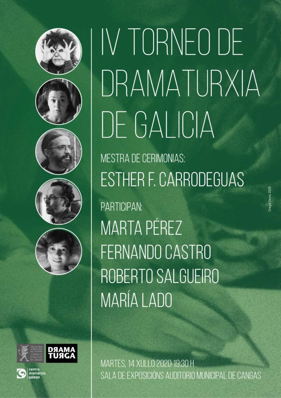 IV Torneo de Dramaturgia de Galicia